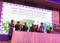 Nam Long hợp tác với nhà đầu tư Nhật phát triển dự án Kikyo Residence