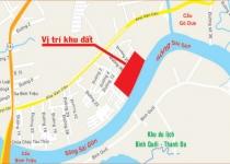 Đất Xanh góp vốn phát triển dự án SaigonRes Riverside