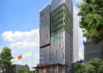 Khởi công cao ốc văn phòng Five Star Tower tại quận 1
