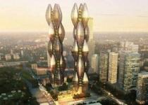 KBC có lãi trong quý 2 nhờ chuyển nhượng tòa tháp hình bông lúa