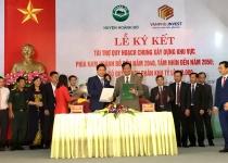 Công ty Văn Phú – Invest tài trợ quy hoạch chung xây dựng khu vực phía Nam huyện Hoành Bồ (Quảng Ninh)
