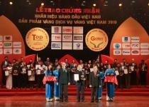 Văn Phú – Invest vào Top 50 Nhãn hiệu hàng đầu Việt Nam