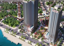 Đà Nẵng: Khởi công tòa tháp thứ 2 trong cụm tháp đôi 1.800 tỷ đồng