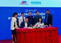 Bất động sản An Phú hợp tác toàn diện cùng Bất động sản Eximrs