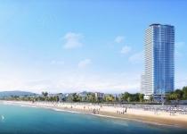 Cất nóc dự án TMS Hotel Quy Nhon Beach