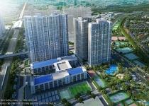 Ra mắt phân khu The Sapphire 4 thuộc Vinhomes Smart City