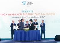 Phú Long hợp tác với MJ Group phát triển dịch vụ chăm sóc sức khỏe, sắc đẹp