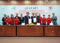 Hưng Thịnh Land tài trợ 100 tỷ đồng cho bóng đá nữ Việt Nam