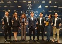 """DKRA Vietnam ba năm liên tiếp được vinh danh """"Nhà phân phối bất động sản tiêu biểu"""""""