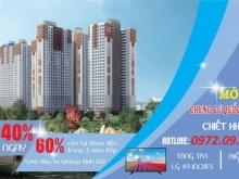 Bán chung cư Booyoung Vina – đóng 40% nhận nhà ở luôn