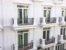 Bán nhà mới xây sát ngay Gò Vấp, Thiết kế hiện đại, 1 trệt 2 lầu, Giá chỉ 1,53 tỷ