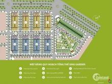 SHOPHOUSE Phố đi bộ - Dự án Sing garden, KCN Vsip Từ Sơn Bắc Ninh.