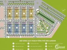 Bán Gấp suất ngoại giao 75m2 - 105m2 giá thấp hơn CĐT dự án Sing Garden Vsip Từ Sơn.