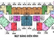 Căn hộ giá rẻ Q Tân Phú, chỉ 21,5tr/m2, 2PN, 2WC. Giao nhà ngay