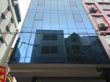 Bán gấp tòa nhà văn phòng 7x70m2 phố Nguyễn Xiển, lô góc-thang máy-ô tô tránh chỉ 12.45 Tỷ