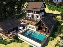 Viên Nam Resort Hoà Bình - Khu đô thị nghỉ dưỡng đẳng cấp 5 sao - Cam kết lợi nhuận 20% sau 12 tháng