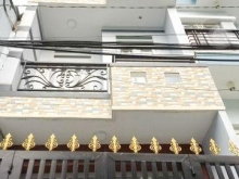 Bán nhà 2 lầu hẻm 154 đường Phong Phú Phường 12 Quận 8