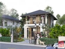 Khu biệt thự nghỉ dưỡng Eco Valley resort - Lương Sơn -Hòa Bình