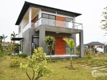 Eco valley resort – biệt thự nghỉ dưỡng đẳng cấp ven đô Hà Nội
