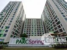 Bán gấp căn hộ ParcSpring 2pn 69m2, căn góc view sông đẹp. Giá 2.1 tỷ. Lh 098421414