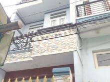 Bán nhà 2 lầu kiểu Châu Âu hẻm 154 đường Phong Phú Phường 12 Quận 8