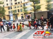 Căn hộ Cầu Mai Động - Mới bàn giao 20 triệu/m2 - 4 tòa đầy đủ tiện ích