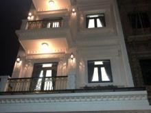 Bán Nhà phố cao cấp đường Đào Tông Nguyên, Thị trấn Nhà Bè, DT 6 x 13.5m. 3 lầu, tặng nội thất