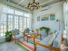 Biệt thự biển Perolas mũi Né 2 chỉ 3,6 tỷ/ căn villa được bàn giao full nội thất.