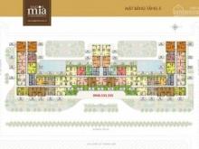 HOT! Chính chủ cần bán căn hộ 2PN, 3PN Saigon Mia mặt tiền 9A giá chỉ 2,9 tỷ  LH: 0903414059