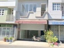 Cho thuê nhà 2 lầu mới mặt tiền Đường số 19 quận 7.
