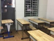Cho thuê phòng dạy học giá rẻ, mặt tiền 59B Cao Xuân Dục, quận 8.