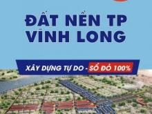 Bán Đất Nền Thành Phố Vĩnh Long New Towm, giá 9tr/m2. LH: 0909314308