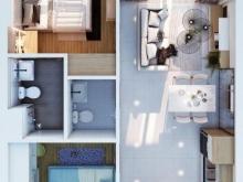 CĐT Bcons Suối Tiên mở bán suất nội bộ 2 căn Penthouses tầng 20 giá gốc. View đẹp, hướng mát