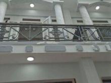 Bán nhà 1 trệt, 2 lầu giá 1 tỷ 6, đường Võ Văn Vân, Bình Chánh, ngay khu dân cư đông, sát chợ