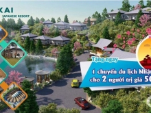 Đầu tư Kai Village and Resort với siêu lợi nhuận 12.5%/ năm, tậu nhà, tậu cả ước mơ: 091.668.1221