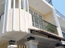Bán nhà 1 lầu kiểu biệt thự hẻm xe hơi 34 Nguyễn Duy quận 8.