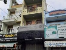 Cần Bán nhà MTKD sầm uất Văn Cao  Q,Tân Phú  dt 4x17m   1 trệt 2 lầu st   LH:0379049209