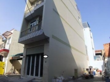 Bán nhà Thạch Lam P.Phú Thạnh Q.Tân Phú  dt 4x16  nhà 4 lầu giá 6.6 tỷ tl