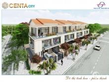Chuyển nhượng căn Liền Kề dự án Centa City trục đường thông view công viên