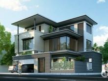 Liền kề Thanh Hà A2.3 đường 20,5m và 17m trục shophouse xây 7 tầng