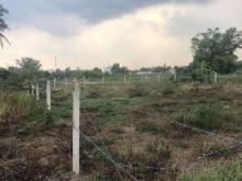 Bán đất thổ cư  chỉ 4,3tr/m2 mặt tiền đường Rạch Dứa, Hà Duy Phiên xã Bình Mỹ
