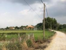 Đất khu dân cư mặt tiền sông giá chỉ 1,2tr/2 đường Sông Lu xã Trung An Củ Chi