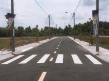 Đất xây trọ trung tâm TT. Bến Lức, tỉnh Long An, ngay cổng KCN Thuận Đạo