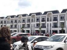 Nhà phố, biệt thự ven sông nằm ngay khu đất đô thị TT Bến Lức. Đầu tư chỉ có lời!