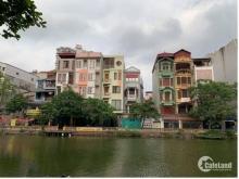 Nhà đẹp mặt hồ Trung Kính, thang máy chờ 125m2 , 5 tầng. mt 5.5m 18 tỷ. LH: 0974049597.