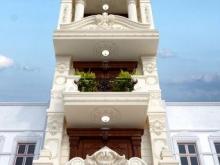 Bán nhà riêng Hồ Ba Mẫu , Đống Đa 50m2 , 6 tầng , giá 11 tỷ.Siêu phẩm thang máy.