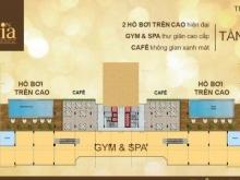 Saigon Mia, căn hộ Trung Sơn-Bình Chánh, 78 m2, giá 2,8 tỷ. Cuối năm nhận nhà. LH 0909306786 để xem nhà