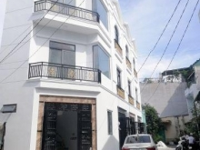 Bán nhà 4x10m,1 trệt,2 lầu,giá 2.05 tỷ,ngay ngã 5 Nguyễn Thị Tú