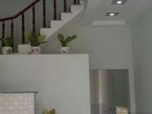 Nhà lầu trong kdc đường Đinh Đức Thiện, giá 1 tỷ 5, shr