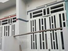 Nhà phố 1T 1L giá rẻ vừa mới xây xong tại ngay chợ Bà Điểm, Phan Văn Hớn - Hóc Môn.